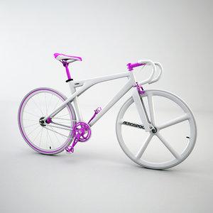 alv bike 3d max