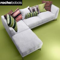 3d model sofa roche bobois