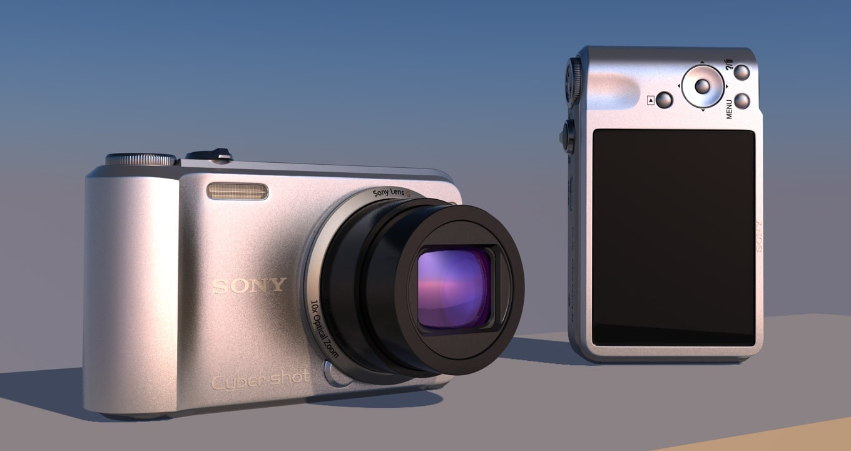 c4d digital camera