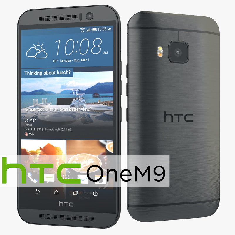 3d max new flagship smartphone htc