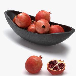 ma vase pomegranates