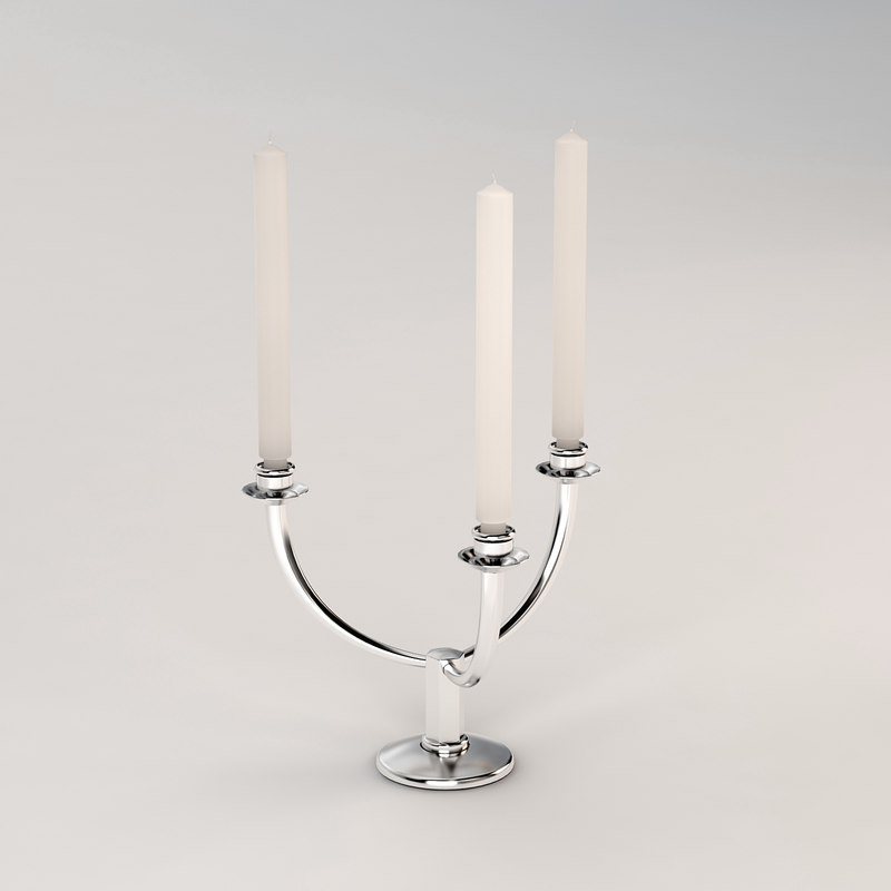 3d eichholtz candle holder