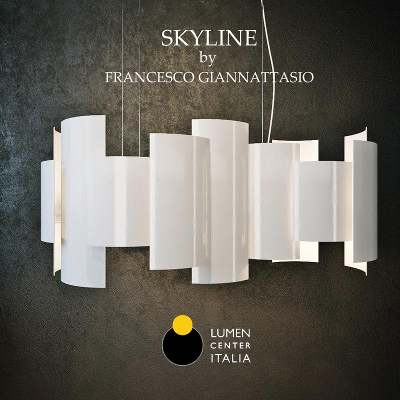 3d model lumen francesco giannattasio