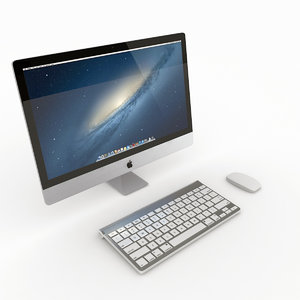 max new imac mac