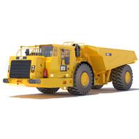 Underground Mining Truck AD60