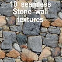 Stone Wall Collection 6