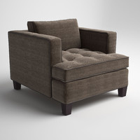 TEMPLE CLUB CHAIR RALPH LAUREN HOME