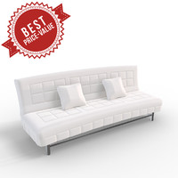 3d max bed arm sofa