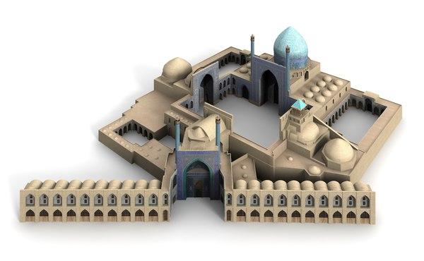shah mosque isfahan max