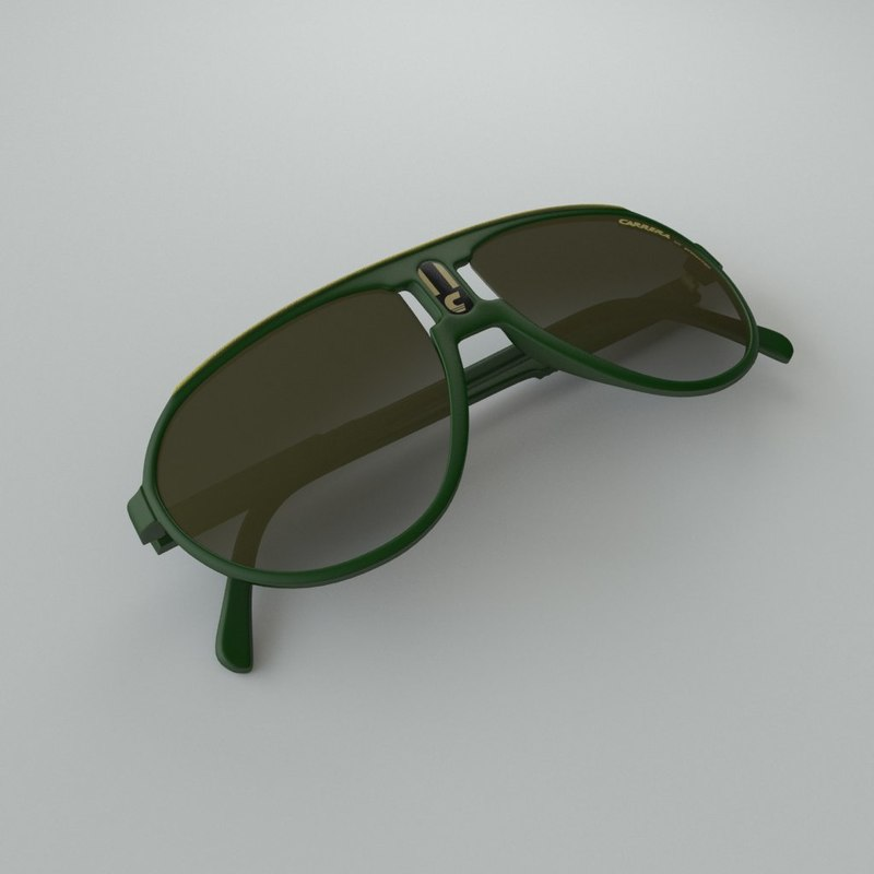 3d sunglasses glasses model