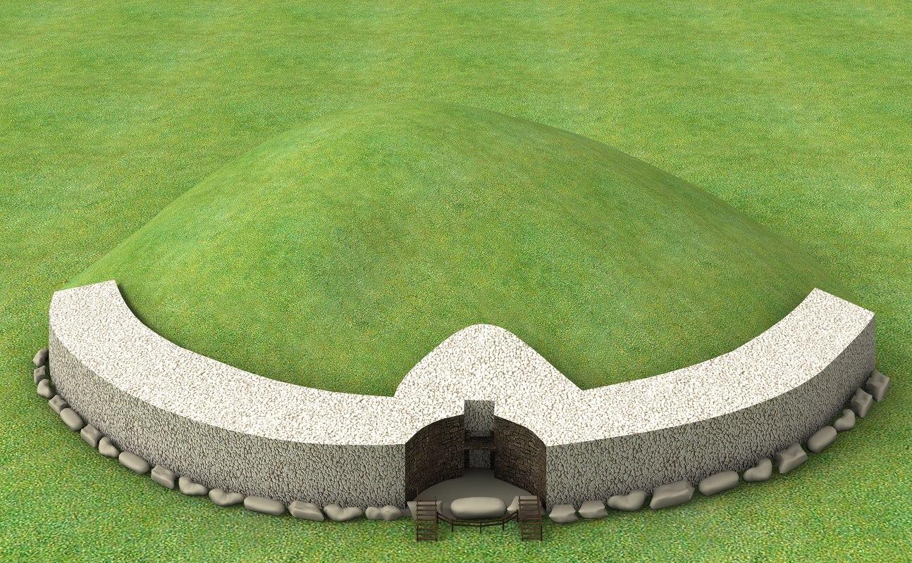 maya newgrange ireland tomb