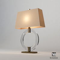 hudson valley roslyn lamp 3ds