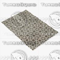 loloi rugs ct-01 ash 3d 3ds