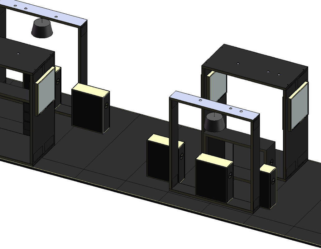 3ds max stand gum