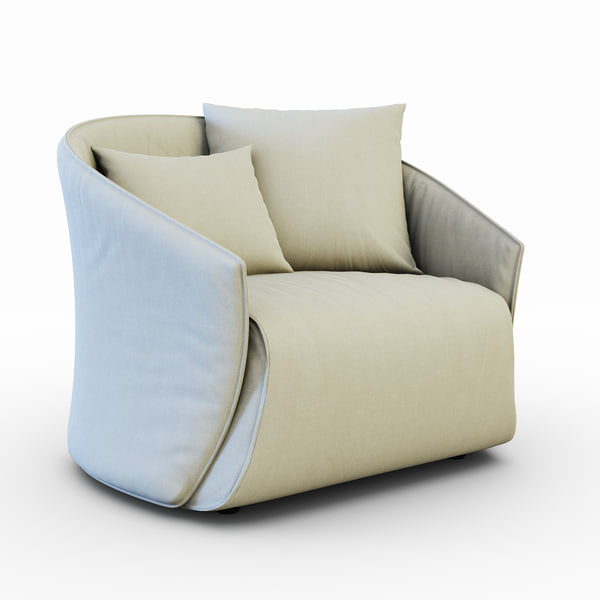 bustier armchair max