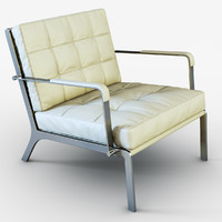 3d max armchair gilbert
