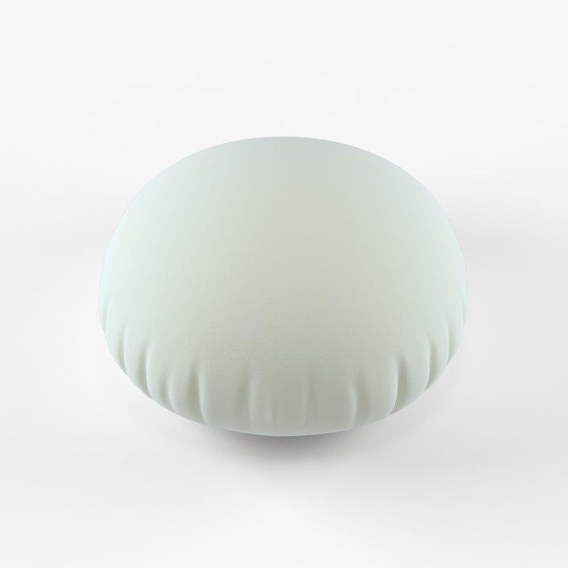 3d cushion 001