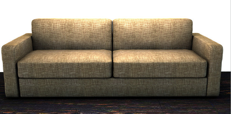 modern sofa obj