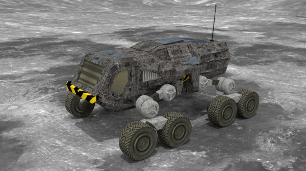 vehicle scifi max