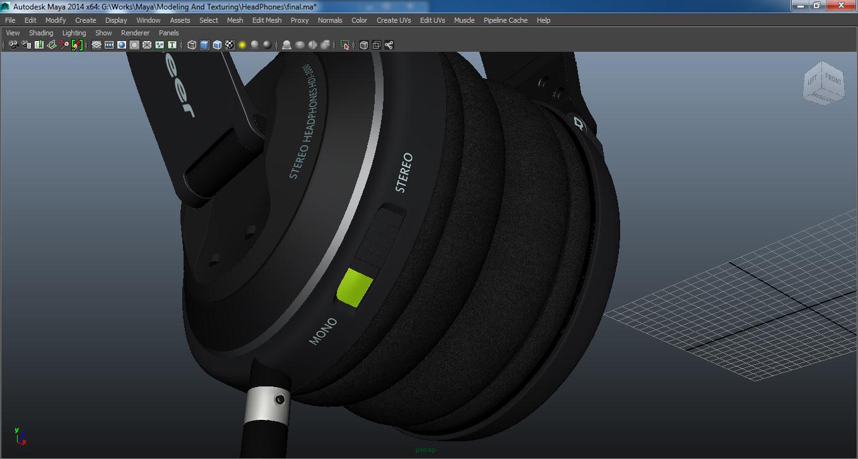 3ds pioneer headphones