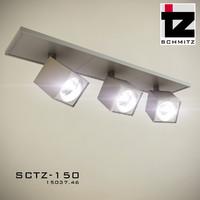 schmitz-leuchten tz-150 3d max