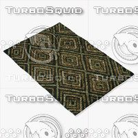 loloi rugs ep-05 charcoal 3d model