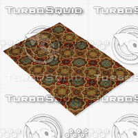 loloi rugs fc-19 spice 3d model