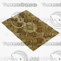 loloi rugs ft-04 lt 3d model