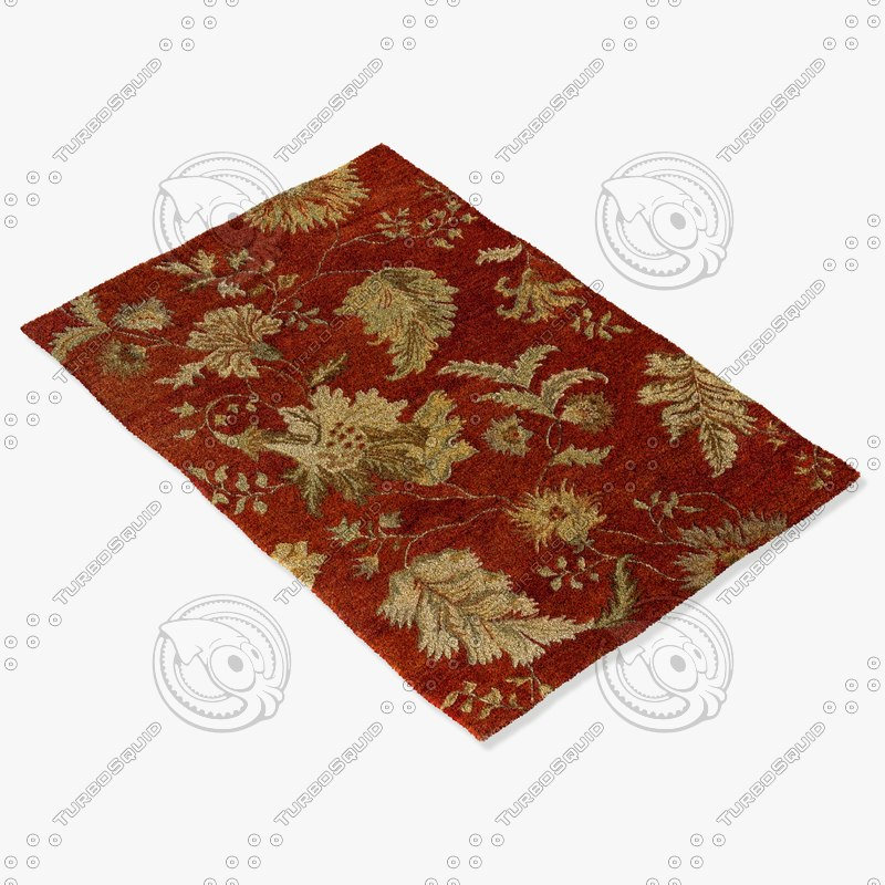 max loloi rugs ft-11 persimmon