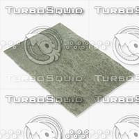 loloi rugs he-14 metal 3d max