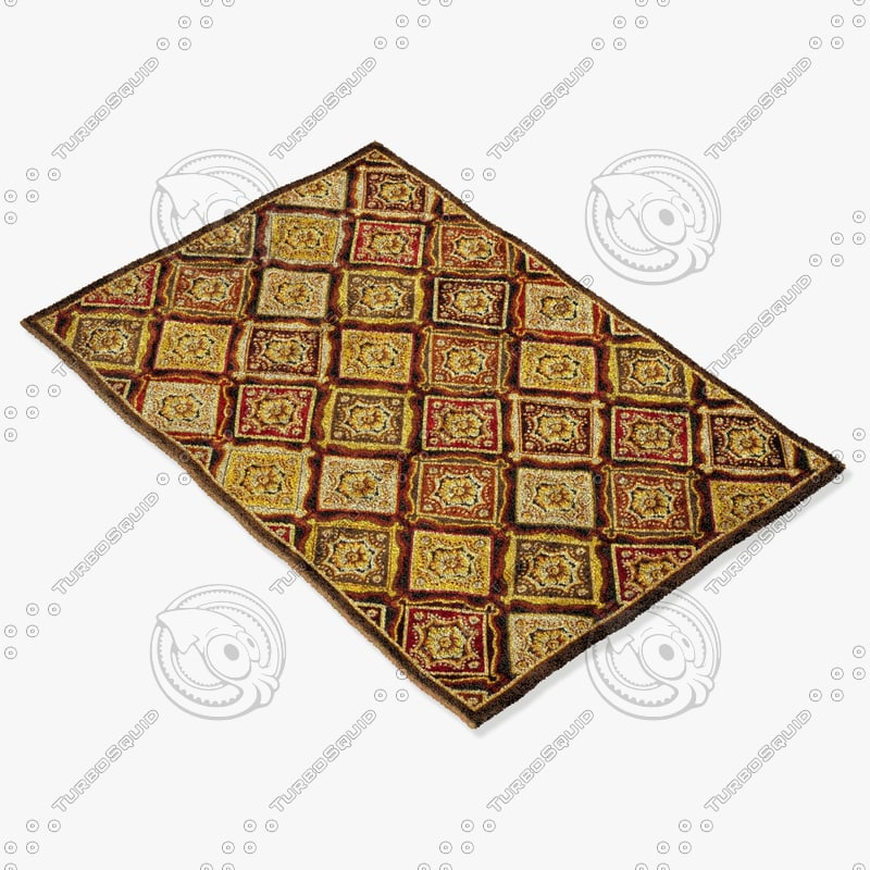 3d loloi rugs hl-02 dark brown