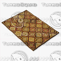 3d loloi rugs hl-02 dark brown