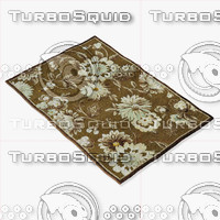 3d model loloi rugs hl-05 lt