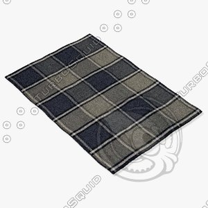 3ds max loloi rugs hr-03 gray