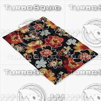 3ds loloi rugs jl-07 black
