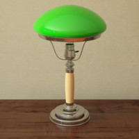classic table lamp 3d model