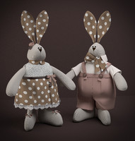 Toys Hares