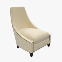 Baker Bel-Air Lounge Chair