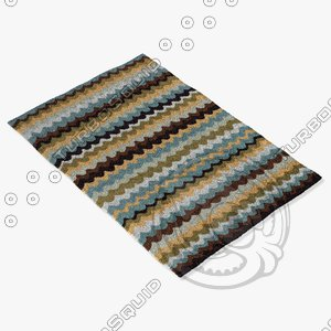 3d loloi rugs jl-28 earth