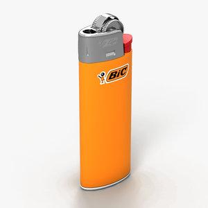 3d lighter