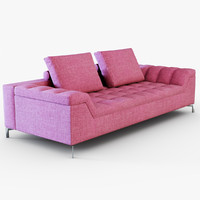 sofa cine 3d max