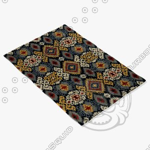 3d loloi rugs ly-06 midnight