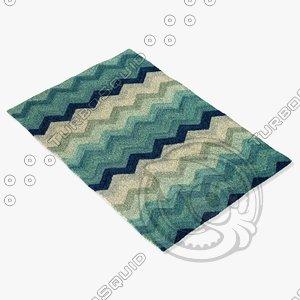 loloi rugs mf-06 multi 3ds