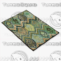 3d model loloi rugs mf-09 multi
