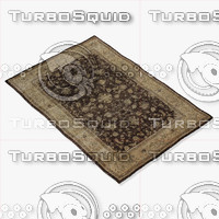 3d loloi rugs my-02 mocha model