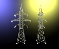 Electrical transmission tower HIGH QUALITY