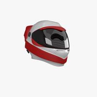Helmet 3d Concept
