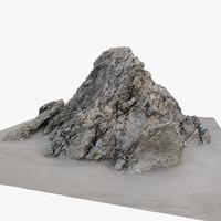 Rock 3D Scan 16