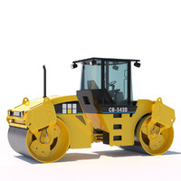 Road Roller Vibrating Compactor