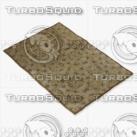 loloi rugs ya-03 beige 3d model
